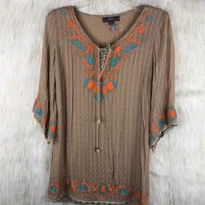 Umgee tunic top